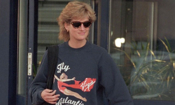 Princess Diana\'s Old Gym Sweatshirt Sold For Rs 37 Lakh At Auction--Princess Diana's Old Gym Sweatshirt Sold For Rs 37 Lakh At Auction-