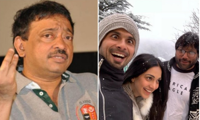 Rgv Comments On Kabeer Singh Movie--RGV Comments On Kabeer Singh Movie-