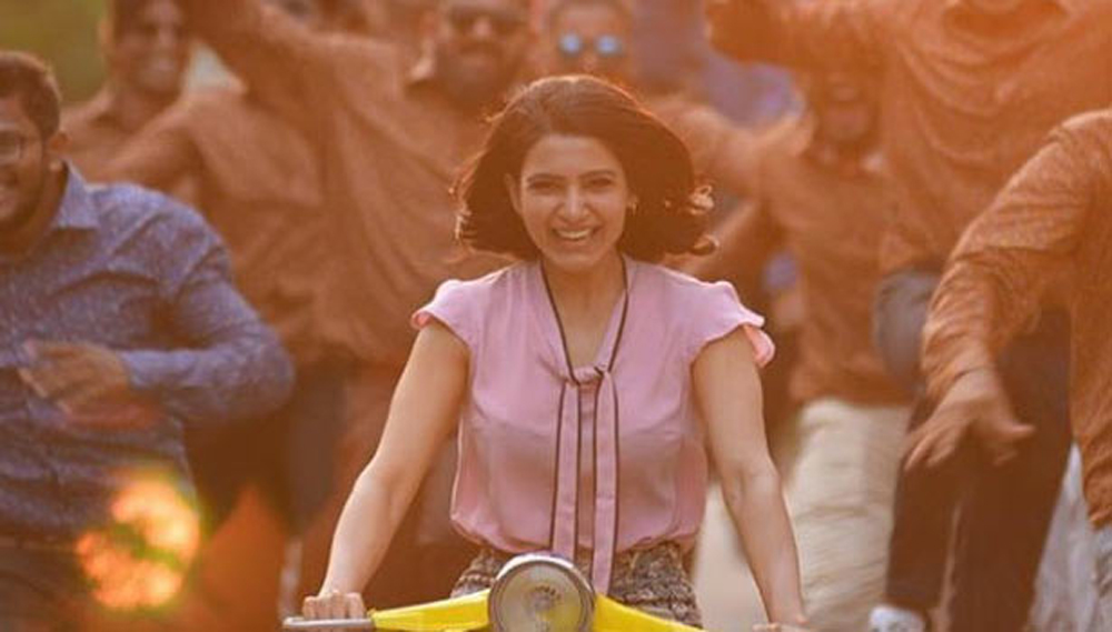 Samantha Try To Launch In Bollywood With Oh Baby Movie--Samantha Try To Launch In Bollywood With Oh Baby Movie-