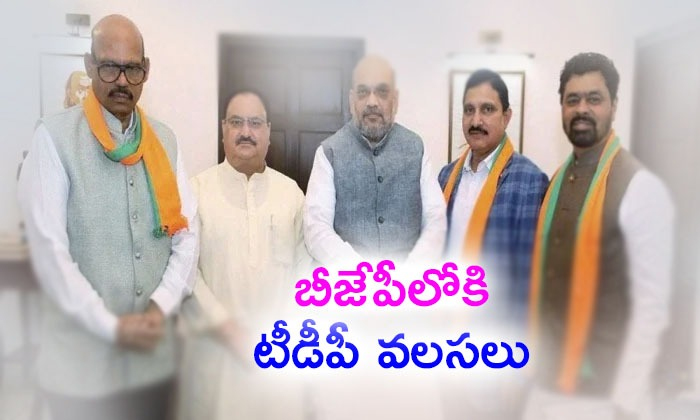 Sujana Chowdary And Cm Ramesh Key Players In Bjp Operation Akarsh--Sujana Chowdary And Cm Ramesh Key Players In BJP Operation Akarsh-