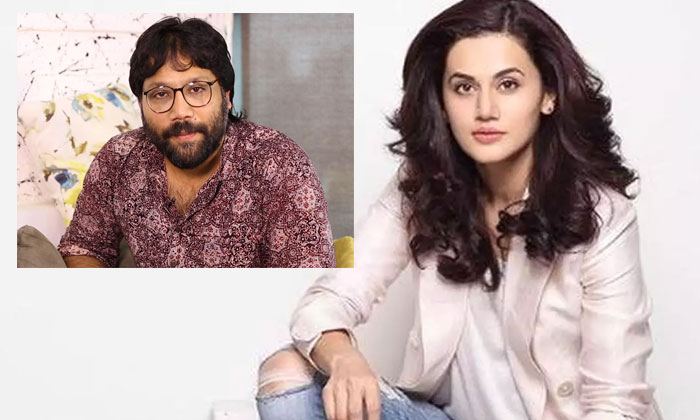 Taapsee Pannu Takes Cryptic Dig At Kabir Singh Director--Taapsee Pannu Takes Cryptic Dig At Kabir Singh Director-