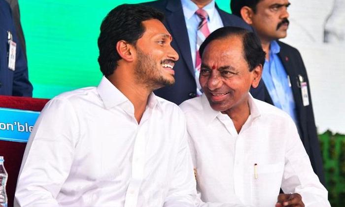 Telangana Cm Kcr Loves In Andhra Prdaesh--Telangana Cm Kcr Loves In Andhra Prdaesh-
