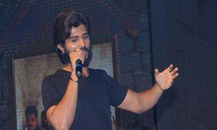Vijay Devarakonda Cried At Dorasani Pre-release Event--Vijay Devarakonda Cried At Dorasani Pre-release Event-