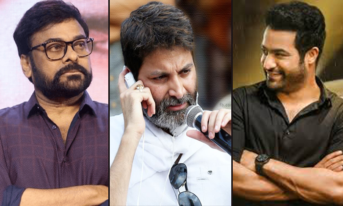After Bunny Movie Trivikram Work With Jr Ntr--After Bunny Movie Trivikram Work With Jr Ntr-