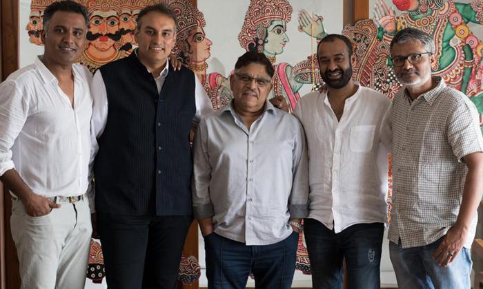 బాహుబలి కంటే హై రేంజ్ లో 3d రామాయణ!--Allu Aravind 3D Ramayana Official Announcement-