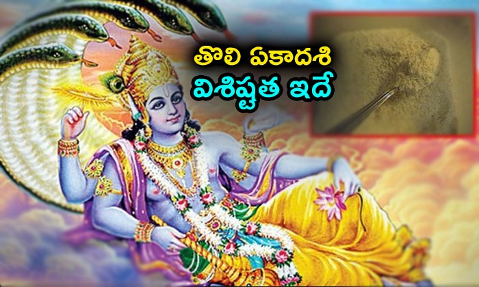 Do You Know What Is The Toli Ekadasi Festival Specialty--Do You Know What Is The Toli Ekadasi Festival Specialty-