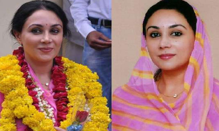 Bjp Mp Diya Kumari Says Her Family Descended From Lord Ram--BJP MP Diya Kumari Says Her Family Descended From Lord Ram-