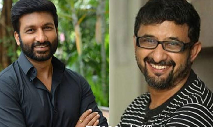 Director Teja Plan To Action Film With Gopi Chand--Director Teja Plan To Action Film With Gopi Chand-