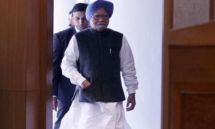 Manmohan Singh Sign To File Nomination For Rajyasabha From Rajasthan--Manmohan Singh Sign To File Nomination For Rajyasabha From Rajasthan-