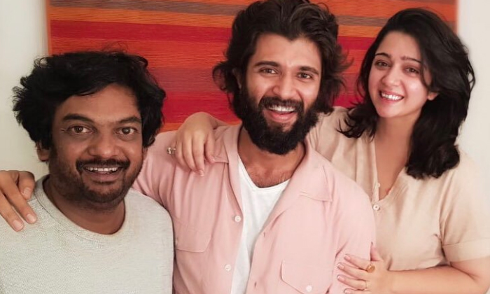 Puri Vijay Deverakonda Film Is Now Official--Puri Vijay Deverakonda Film Is Now Official-