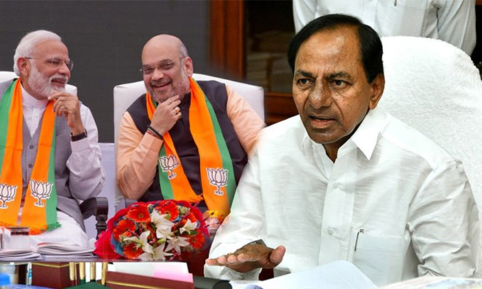 Telangana Bjp Focus On Trs Governament--Telangana BJP Focus On TRS Governament-