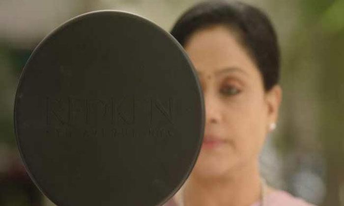 Vijayashanthi Wear Makeup For Sarileru Neekevvaru--Vijayashanthi Wear Makeup For Sarileru Neekevvaru-