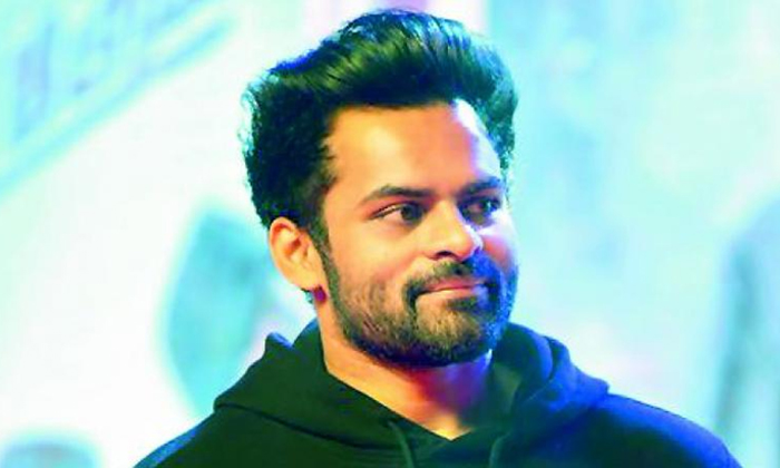 Sai Dharam Tej Different Movie With New Director--Sai Dharam Tej Different Movie With New Director-