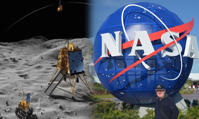 America Nasa Help In Indian Isro Find The Vikram Lander-indian Isro,vikram Crash Landing-America NASA Help In Indian ISRO Find The Vikram Lander-Indian Isro Crash Landing