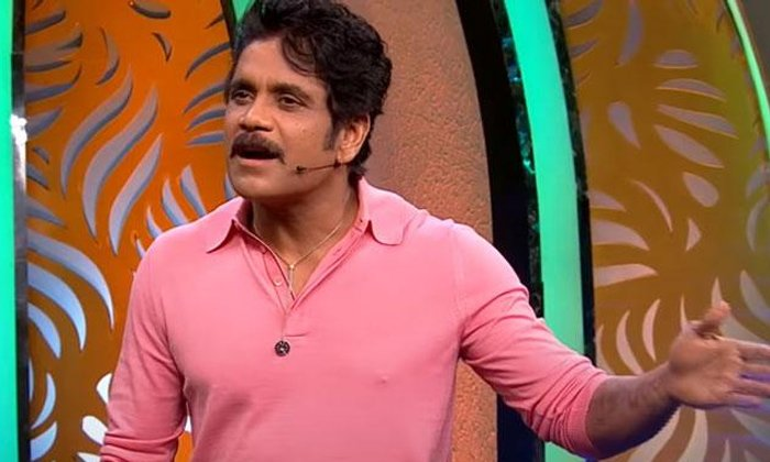 Nagarjuna Fire On Srimukhi And Punarnavi-nagarjuna Fire In Mahesh Get Out Of Big Boss,shilpa Chakravarthi,telugu Big Boss 3-Nagarjuna Fire On Srimukhi And Punarnavi-Nagarjuna In Mahesh Get Out Of Big Boss Shilpa Chakravarthi Telugu 3