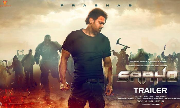 Nani Gang Leader Movie Dominate Sahoo Movie-prabhas,sahoo Movie,sradha Kapoor,tollywood-Nani Gang Leader Movie Dominate Sahoo Movie-Prabhas Sahoo Sradha Kapoor Tollywood