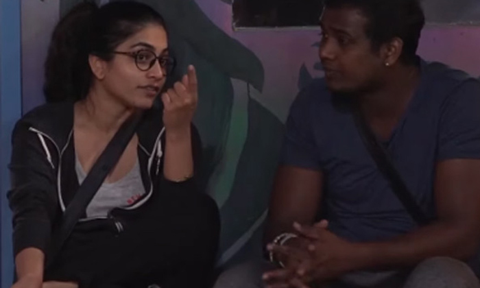 Punnarnavi Save The Rahul Or Not In Big Boss House-punnarnavi,telugu Big Boss-Punnarnavi Save The Rahul Or Not In Big Boss House-Punnarnavi Telugu