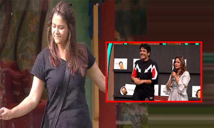 Shilpa Chakravarthy Eliminated For This Week-himaja,mahesh Vitta,punarnavi Bhupalam,shilpa Chakravarthy,srimukhi,telugu Bigg Boss,vithika-Shilpa Chakravarthy Eliminated For This Week-Himaja Mahesh Vitta Punarnavi Bhupalam Shilpa Srimukhi Telugu Bigg Boss Vithika