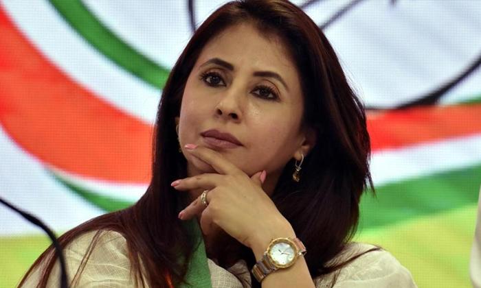 Urmila Good By To Congress Party-congress Party In Mumbai,urmila-Urmila Good By To Congress Party-Congress Party In Mumbai