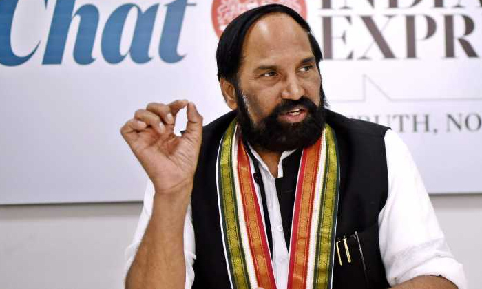 Uttam Kumar Reddy Comments On Kcr-telangana Congress Party,trs Party Chief,uttam Kumar Reddy-Uttam Kumar Reddy Comments On KCR-Telangana Congress Party Trs Chief