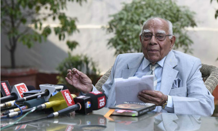 Stunning Facts About Farmer Minister And A Great Lawyer Ram Jatmalani-he Is Doing A Job 90 Years Of Age,ram Jatmalani,stunning Facts About Farmer Minister-Stunning Facts About Farmer Minister And A Great Lawyer Ram Jatmalani-He Is Doing Job 90 Years Of Age Ram Jatmalani