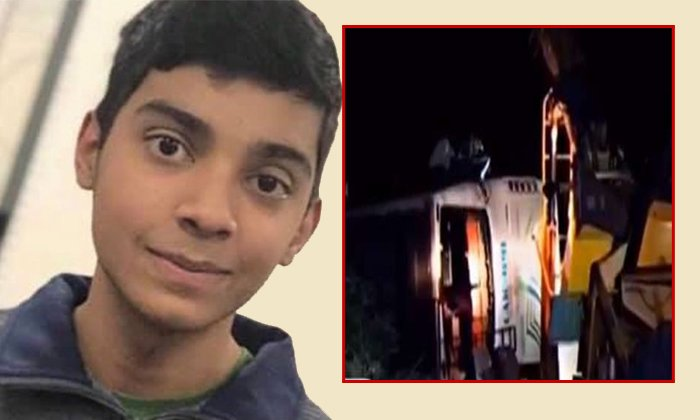 Train Hits Indian Boy Going To School-jhon Sabu,nri,telugu Nri News Updates,train Hits Indian Boy Telugu NRI USA America Latest News (తెలుగు ప్రపంచం అంతర్జాతీయ అమెరికా ప్రవాసాంధ్రుల తాజా వార్తలు)- Vi-Train Hits Indian Boy Going To School-Jhon Sabu Nri Telugu Nri News Updates