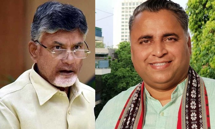Ap Bjp Incharge Sunil Deodhar Comments On Chandrababu-ap Chandrababu Comments On Bjp,chandrababu And Modi Good Friendship,janasena And Ycp,sunil Deodhar,tdp Leaders Join In Bjp-Ap Bjp Incharge Sunil Deodhar Comments On Chandrababu-Ap Chandrababu Chandrababu And Modi Good Friendship Janasena Ycp Sunil Tdp Leaders Join In