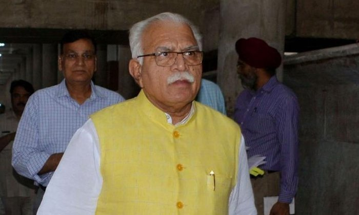 Manohar Lal Khattar Compares Sonia Gandhi With Dead Mouse-congress,manohar Lal Khattar,movie,rahul Ghandi,sonia Gandhi,telugu Viral News Updates,viral In Social Media-Manohar Lal Khattar Compares Sonia Gandhi With Dead Mouse-Congress Manohar Movie Rahul Ghandi Sonia Telugu Viral News Updates In Social Media