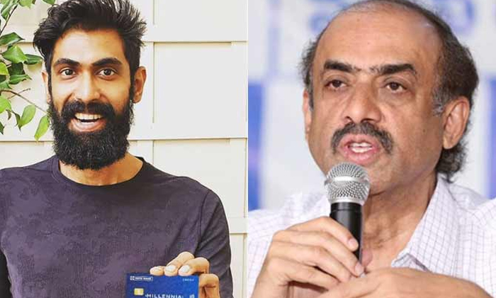 Suresh Babu Give The Clarify About Rana Health-produce And Father Of Rana,rana Suffer From Health Issue,suresh Babu-Suresh Babu Give The Clarify About Rana Health-Produce And Father Of Rana Suffer From Health Issue