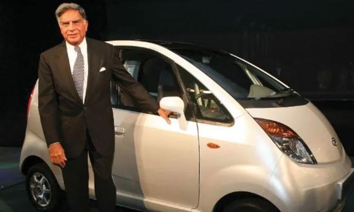 Tata Nano Chapter Is Closed-rathan Tata,tata Nano-TATA Nano Chapter Is Closed-Rathan Tata
