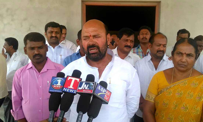 Trs Mla Muthi Reddy Comments On Rtc Strike, Behind In Trs Party-muthi Reddy,somany Parties Behind To Run In Rtc Strike,telangana Rtc Strike,trs Mla Muthi Reddy Comments On Rtc Strike-TRS MLA Muthi Reddy Comments On RTC Strike Behind In Party-Muthi Somany Parties To Run Rtc Telangana Trs Mla