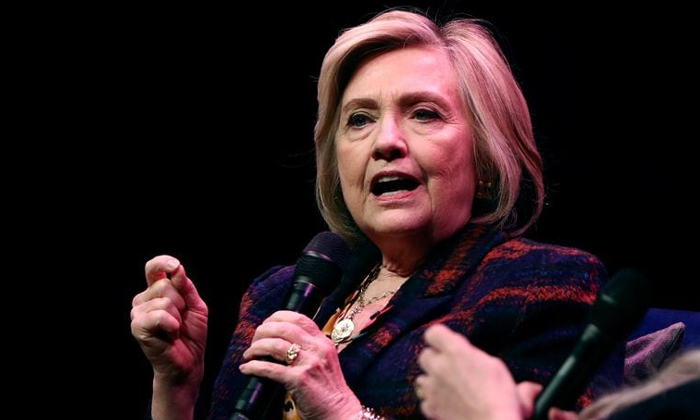 Hillary Clinton Intresting Comments On Donald Trump-american President Donald Trump,hillary Clinton Telugu NRI USA America Latest News (తెలుగు ప్రపంచం అంతర్జాతీయ అమెరికా ప్రవాసాంధ్రుల తాజా వార్తలు)- -Hillary Clinton Intresting Comments On Donald Trump-American President Trump