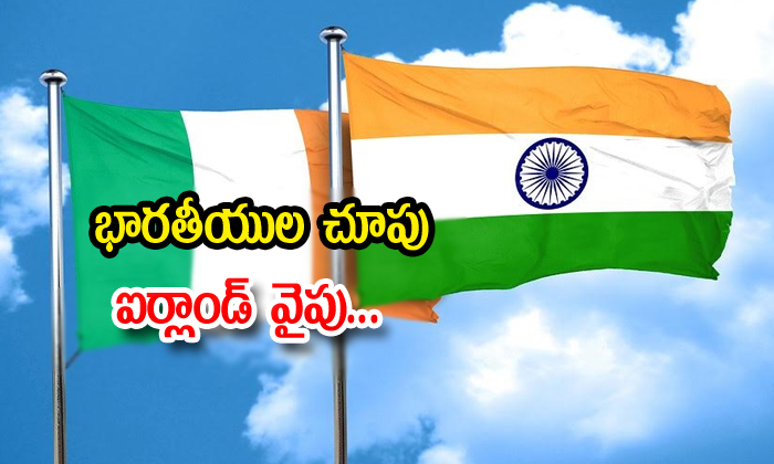 More Indians, Including Diaspora, Heading To Ireland-indians,leprechauns,popular In Irish Folklore Telugu NRI USA America Latest News (తెలుగు ప్రపంచం అంతర్జాతీయ అమెరికా ప్రవాసాంధ్రుల తాజా వార్తలు)- V-More Indians Including Diaspora Heading To Ireland-Indians Leprechauns Popular In Irish Folklore