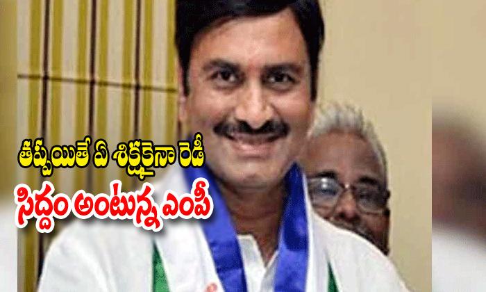Mp Raguramakrishnam Raju Sensational Comments On Ysrcp- Telugu Political Breaking News - Andhra Pradesh,Telangana Partys Coverage Mp Raguramakrishnam Raju Sensational Comments On Ysrcp--Mp Raguramakrishnam Raju Sensational Comments On Ysrcp-