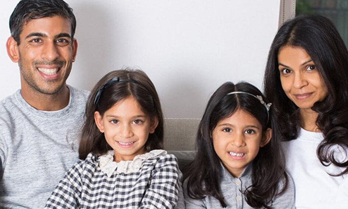 Telugu Guardian Magazine, Infosys Narayana Son-in-law Rishi Sunak, It Giant Infosys, Queen Elizabeth, Quotes Worth Shares, Rishi Sunak\\'s Wife Akshat Murthy, Sunak On Financial Transactions, Uk Finance Minister-Latest News - Telugu