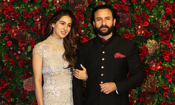Telugu Attitude, Comfort, Nepotism, Not Matter, Price, Rate Does Not Matter, Saif Ali Khan, Sara Ali Khan, Star Celebrity, Summer Clothes-Movie
