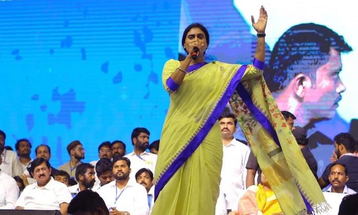 And Sharmilas Huge Strategy As A Kcr Target Is That-ఇక కేసీఆర్ టార్గెట్ గా షర్మిల భారీ వ్యూహం… అదేంటంటే-Latest News - Telugu-Telugu Tollywood Photo Image-TeluguStop.com