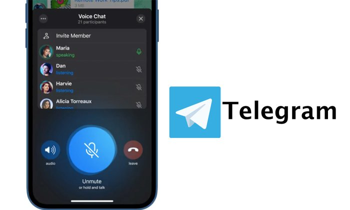 Telugu New Features, New Updates, Notification, Schedule, Telegram, Telegram Application, Telegram Beta Version, Telegram New Update, Telegram V7.7.0, Voice Chat, Voice Chat Experience-Latest News - Telugu