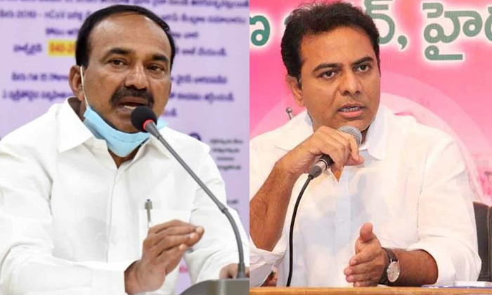 Telugu Etela Rajendar, Etela Rajendar Arrest, Etela Rajender, Etela Rajender Arrest, Former Health Minister, Hujurabad, Kcr Angry On Etela Rajendar, Kcr Government, Ktr, Ktr Cm, Telangana Moment, Telangana Politics, Trs Party, Trs Party Leaders-Telugu Political News