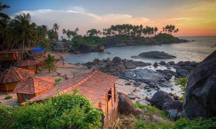 Telugu Blue Flag Tag, Indian Beaches, Latest News, Rare Record, Social Media, Two Beaches, Viral Latest-Latest News - Telugu