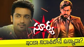 Surya insults Telugu media Photo Image Pic