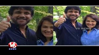 Nagarjuna completes 30 years as an actor | Nagarjuna new beard look | Tollywood News
