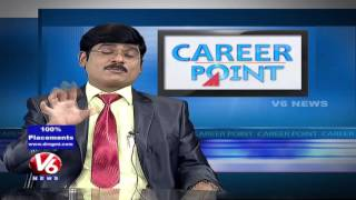 Hotel Management Course | Dr Narayana College Of Hotel Management | Career Point | V6 News