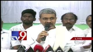 Chalasani Srinivas addressed AP Special Status working committee announcement summit – TV9 Photo Image Pic