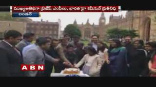TeNF Celebrates Telangana Formation Day in British Parliament, London (28-05-2016)