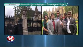 Telangana Formation Day Celebrations Held In British Parliament, London | V6 News
