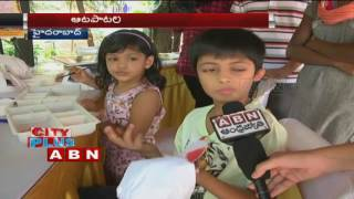 Kids Carnival 2016 in Hyderabad | Special Games For Children (29-05-2016)
