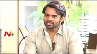 Sai Dharam Tej about His Next Projects | Exclusive Interview | NTV