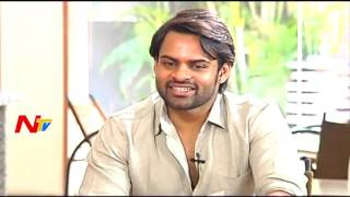 Sai Dharam Tej Rapid Fire about All Mega Heroes | Exclusive Interview | NTV Photo Image Pic