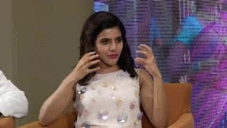 Samantha Makes Fun of Nithin on Romantic Comment | A..Aa.. Team Interview | NTV Photo Image Pic